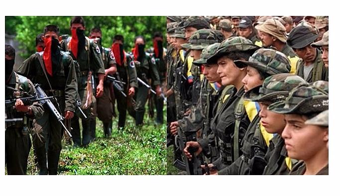 Kolombiya'da FARC ile  barış anlaşması