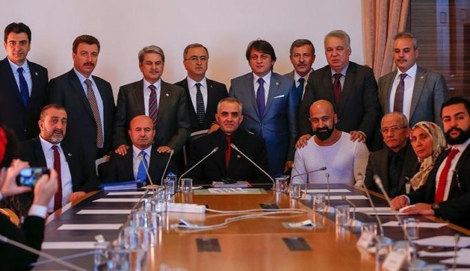 Komisyon 15 Temmuz kahramanlarını dinledi