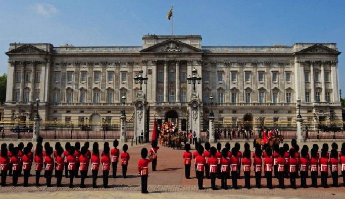 Kraliyet Sarayına 369 milyonluk restorasyon