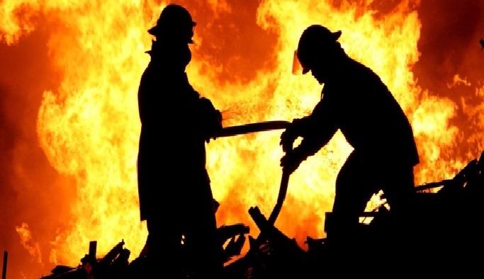 Kumkapı Geri Gönderme Merkezinde yangın