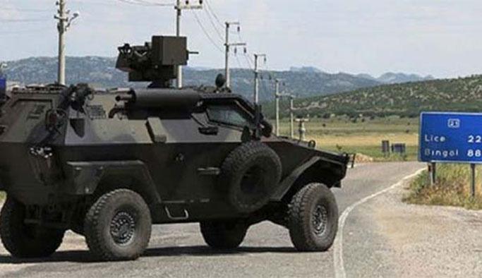 Lice'de 7 terörist öldürüldü