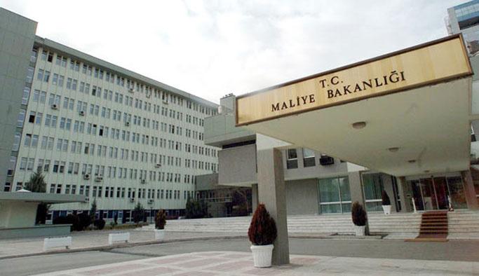 Maliye Bakanlığı'na FETÖ operasyonu