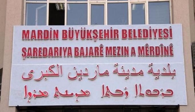 Mardin'de kayyum görevine başladı