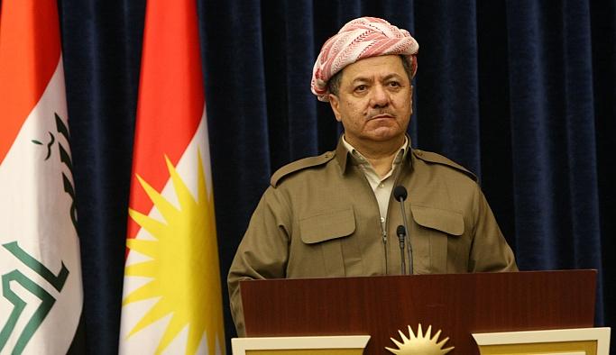Mesut Barzani'den koltuğu bırakma sinyali