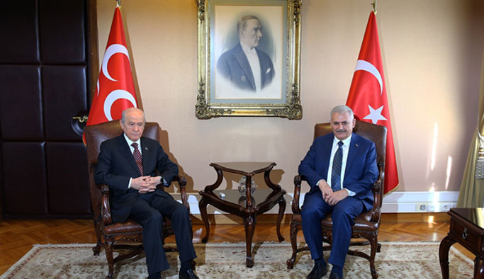MHP ile AK Parti'nin uzlaşmasına 5 madde kaldı