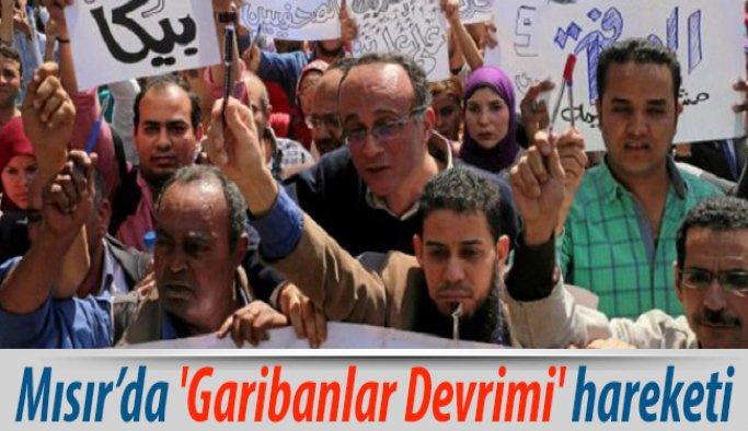 Mısır'da Garibanlar Devrimi hareketi