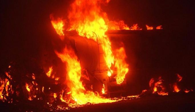 Mozambik'te yakın tankerinde patlama: 73 ölü