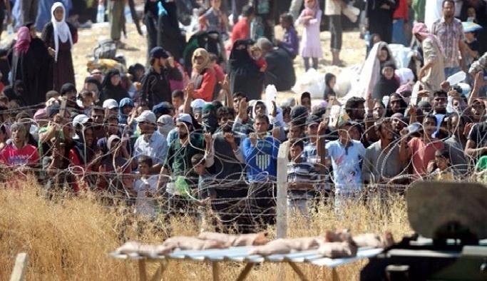 Musul'un kurtarılan bölgelerindeki insani durum