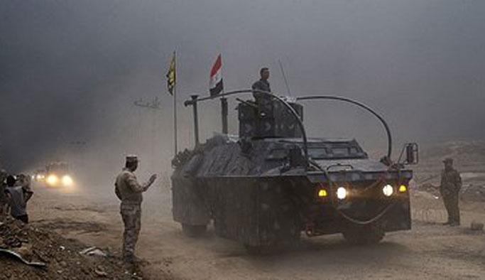 Musul operasyonunda ikisi çocuk 6 sivil öldü