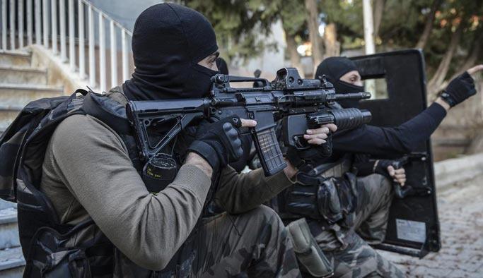 Nusaybin'de 5 PKK'lı öldürüldü