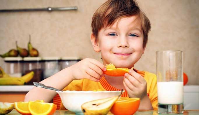 'Okul başarısında kahvaltının payı büyük'
