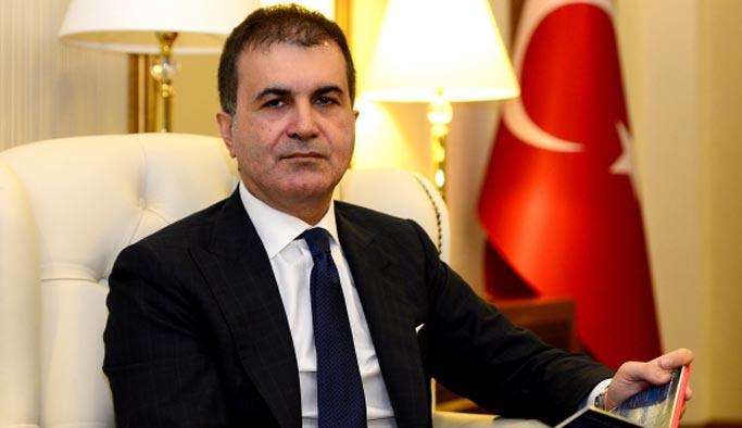 Ömer Çelik Brüksel'de konuştu: Türkiye, Avrupa ülkesidir