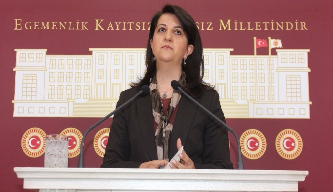 HDP'li vekile 2 yıl hapis istemi