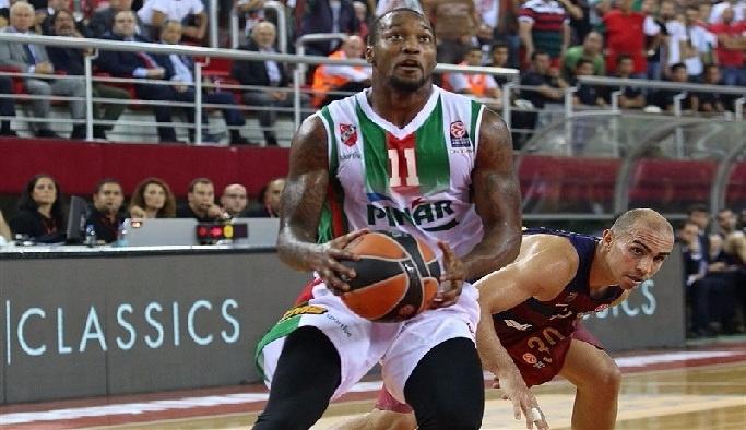 Pınar Karşıyaka'dan 2. mağlubiyet