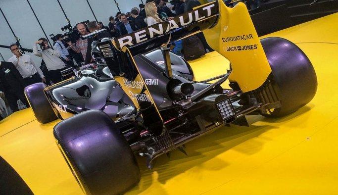 Renault Sport Formula 1 Takımı, Palmer ile devam ediyor