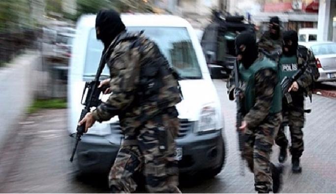 İstanbul'da 4 ilçede operasyon