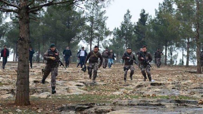 Şanlıurfa'da polise saldırı: 3 yaralı