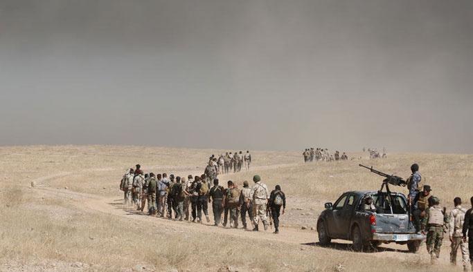 Şii milisler, Türkmen şehrine yaklaştı