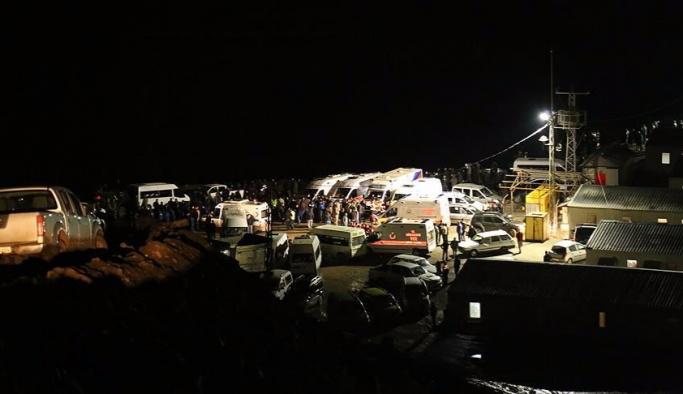 Siirt'te maden ocağı göçtü: 3 işçinin cesedine ulaşıldı