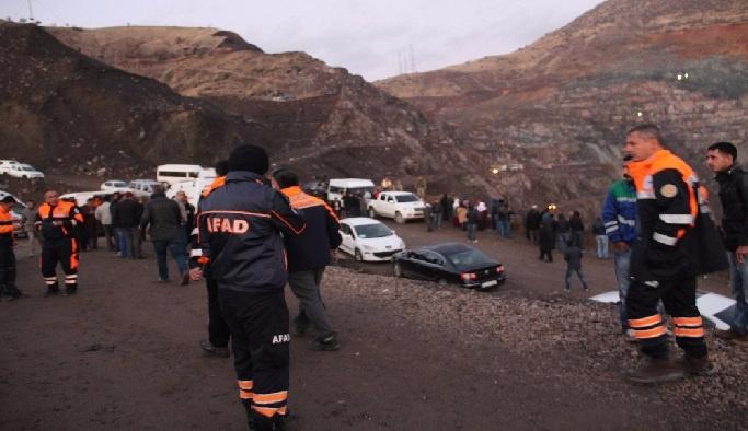 Siirt'teki kurtarma faaliyetleri devam ediyor