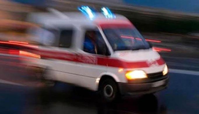 Siirt'te cezaevi yangını: 8 yaralı