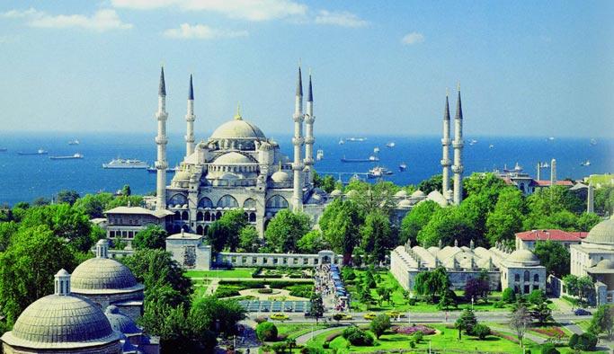 Sultanahmet Camii'nde en büyük restorasyon başlıyor
