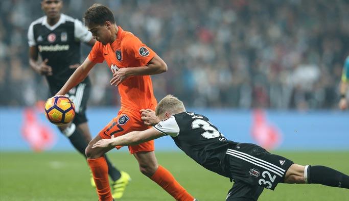 Beşiktaş, Başakşehir karşısında üstün gelemedi