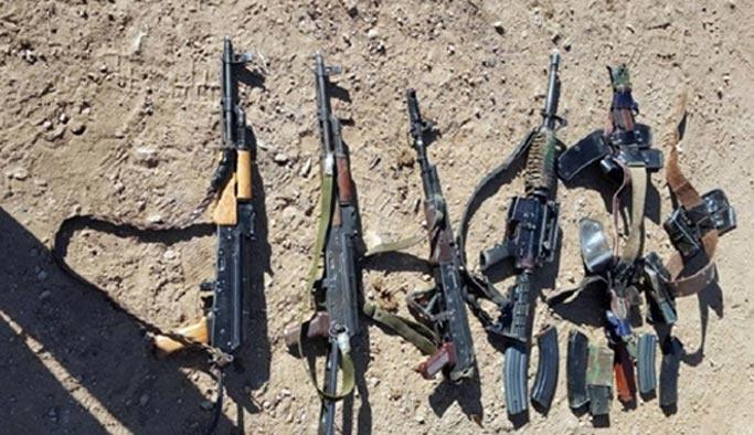 TSK, bir haftada öldürdüğü terörist sayısını açıkladı