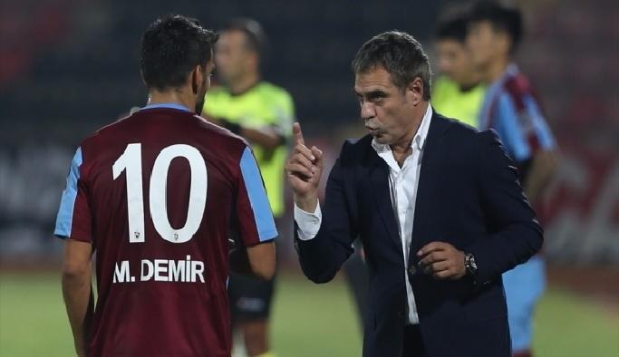 Trabzonspor'un gol sessizliği