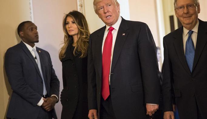 Trump'ın geçiş süreci kadrosu açıklandı