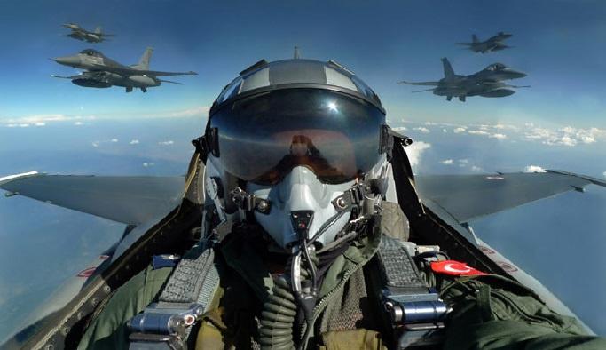 """TSK'da """"ihtiyat pilot"""" dönemi"""