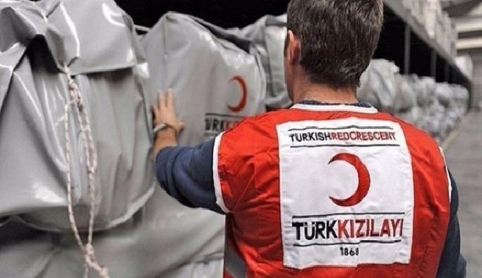 Türk Kızılayı ve AFAD'dan Musul'a büyük yardım