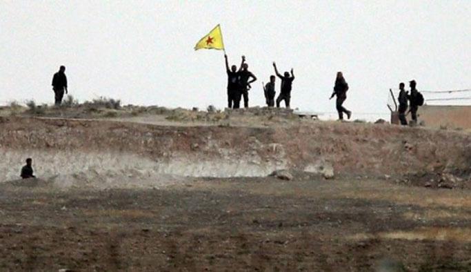 Türk jetleri Afrin'deki PKK kamplarını vurdu