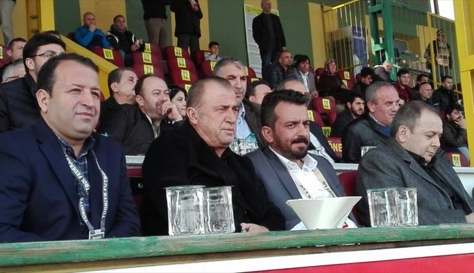 Türkiye Futbol Direktörü Terim Kocaeli'de