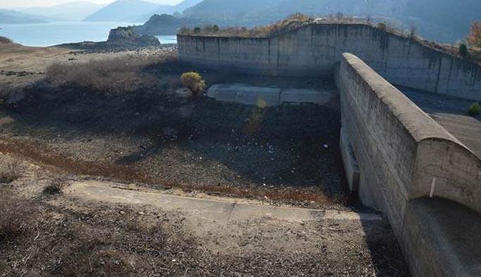 Türkiye genelinde korkutan kuraklık