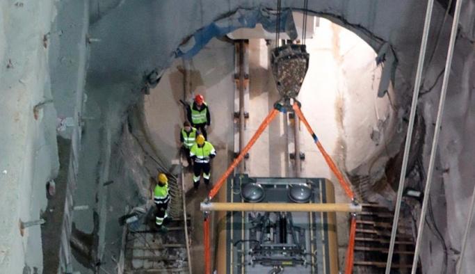 Üsküdar-Çekmeköy metrosunda deneme başlıyor
