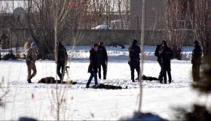 Van'da 3 terörist öldürüldü