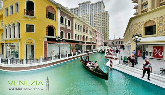 Venezia Mega Outlet dünyada 3. sırada