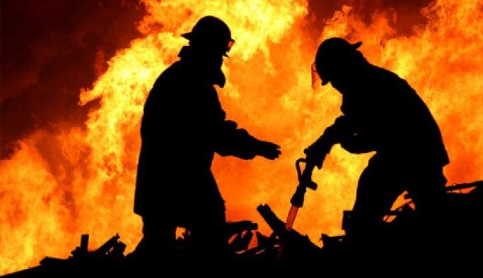 Yangında çocuklarını kaybeden aile için yardım kampanyası