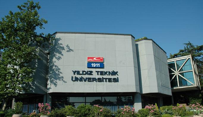 Yıldız Teknik Üniversitesi'ne FETÖ operasyonu