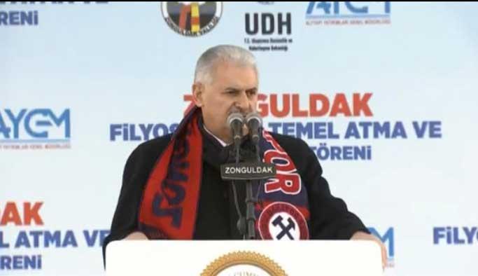 Abdülhamid'in bir hayali de Zonguldak'ta gerçekleşiyor