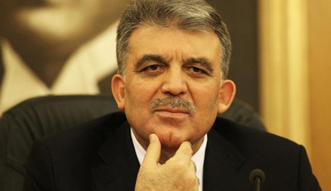 Abdullah Gül'den 'yeni parti' iddialarına cevap