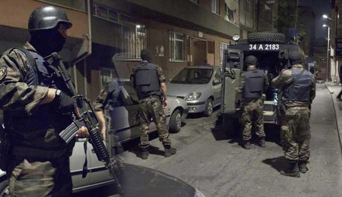 Adana'da DEAŞ operasyonu, 40 gözaltı