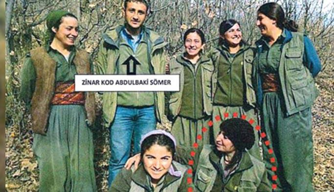 Ankara ve Antalya bombacıları aynı karede