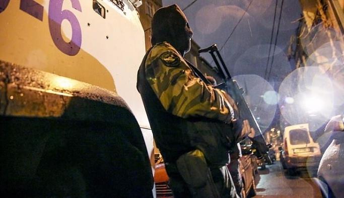 Antalya'da 12 PKK'lı terörist tutuklandı