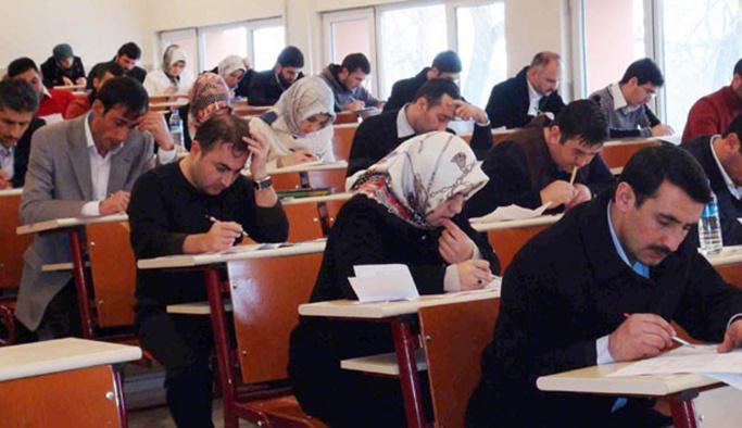 AÖF'te tek ders sınavı 3 derse çıkarıldı