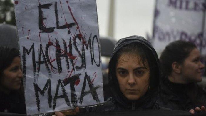 Arjantin'de kadınlara dokunmanın cezası 60 dolar