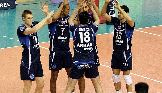Arkas Spor'un Şampiyonlar Ligi fikstürü belli oldu