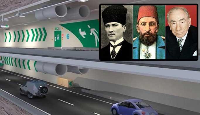 Avrasya Tüneli isim anketi için son gün