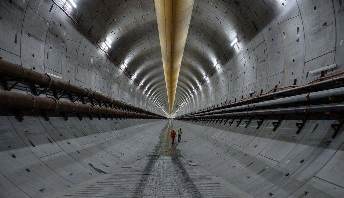 Avrasya Tüneli'nin ismi anketle belirleniyor